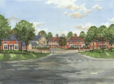 Land at Challow Park, East Challow, <br />Wantage, Oxfordshire