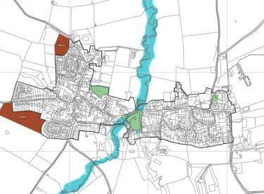 Land off Melton Road, Whissendine, Rutland